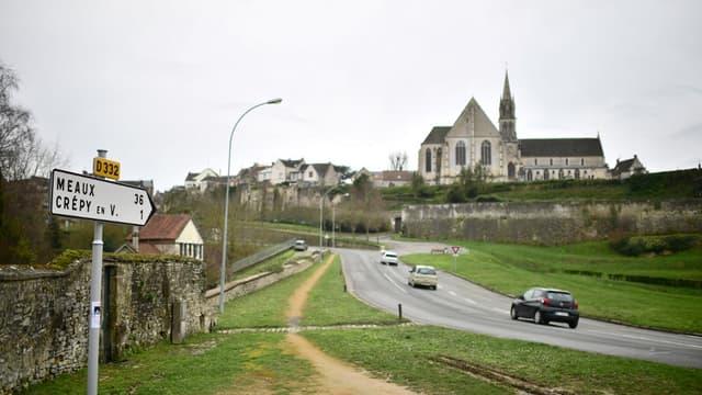 La commune de Crépy-en-Valois où habitait le professeur français décédé par le coronavirus