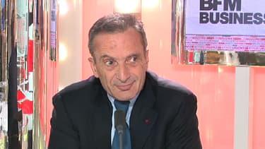 Henri Proglio, le PDG d'EDF, était au Grand Journal d'Hedwige Chevrillon vendredi 15 février.