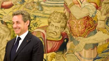 Nicolas Sarkozy a participé vendredi à un forum Forbes qui se déroule au Congo.