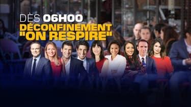 """""""On respire !"""", journée spéciale sur BFMTV le mercredi 19 mai 2021"""