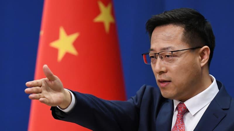 """Pékin fustige le """"complotisme"""" de Washington"""