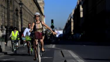Les citadins des grandes agglomérations veulent encore moins de voitures dans les rues selon un sondage Ifop