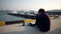 """La présidente sud-coréenne compare les actes de l'équipage du ferry à """"un meurtre""""."""