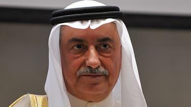 Le ministre des Finances Ibrahim al-Assaf