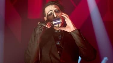 Marilyn Manson, le 5 février 2015