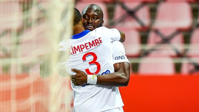 Danilo et Kimpembe