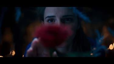 """Emma Watson, dans un teaser de """"La Belle et la Bête, de Disney."""
