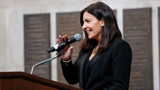 Anne Hidalgo est prête à assurer la présidence du mouvement Dès demain