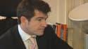 Benoist Apparu, ici sur BFMTV, a répondu sèchement aux accusations du député UMP Lionel Tardy.