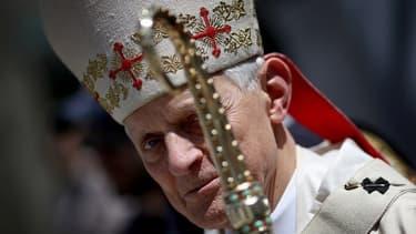 Donald Wuerl a démissionné de son poste d'archevêque de Washington.