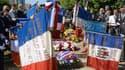 Une cérémonie de commémoration de la rafle du Vel d'Hiv, organisée à Paris.
