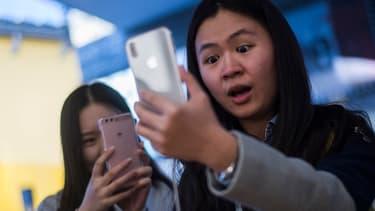 En Chine, les bourdes de Face ID commencent à agacer la population
