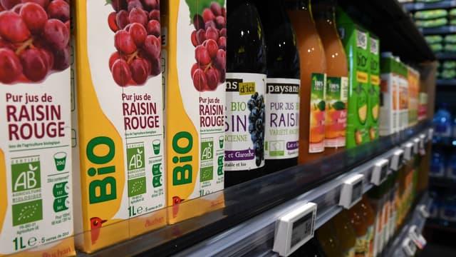 Chaque année, la France importe 30 milliards d'euros de produits bio.