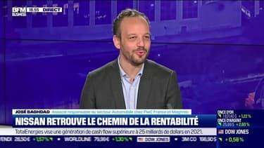 José Baghdad (PwC France et Maghreb) : Nissan retrouve le chemin de la rentabilité - 29/07