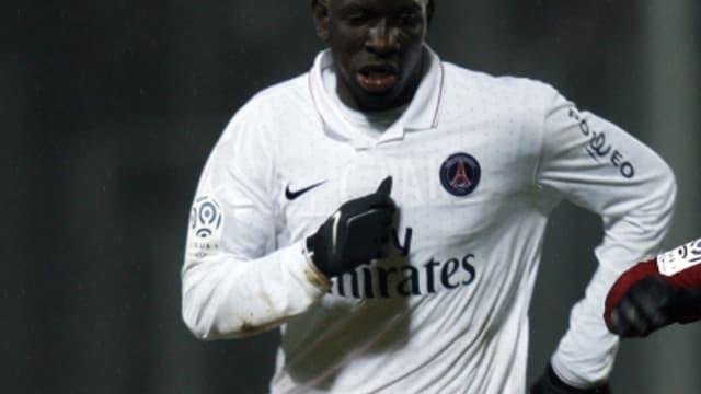 Mamadou Sakho sous le maillot du PSG