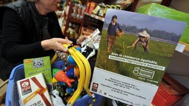 Les produits labellisés commerce équitable ont généré un chiffre d'affaires de 1,276 milliard d'euros en 2018.