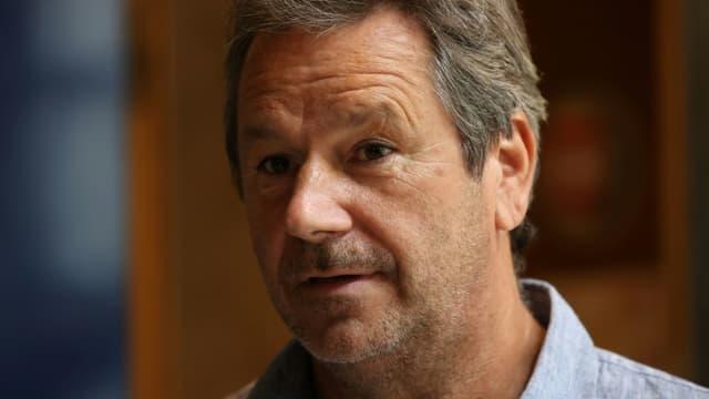 Le chef Christophe Leroy le 2 septembre 2021 au tribunal de Draguignan