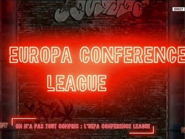 On n'a pas tout compris - L'UEFA Conference League, c'est quoi ? (Footissime)