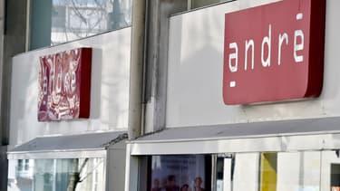 Jusqu'en 2001, le groupe Vivarte portait encore le nom de sa marque emblématique, le chausseur André.