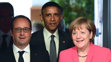 Les États-Unis ont détrôné la France comme premier partenaire commercial de l'Allemagne.