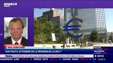 Jean-Jacques Friedman VS Guillaume Dard : Qu'attendre de la réunion de la BCE ? - 29/10
