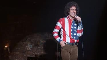 """Sacha Baron Cohen dans """"Les Sept de Chicago"""""""