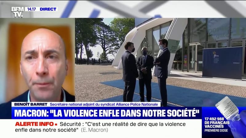Benoît Barret (Alliance Police):
