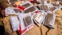 D'importantes quantités de drogue ont été retrouvées au domicile de l'homme interpellé.