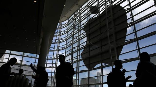 Apple pourrait faire face à une amende de plusieurs milliards d'euros