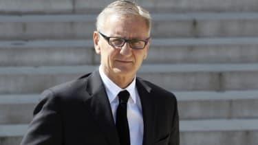 André Vallini, secrétaire d'Etat à la Réforme territoriale.