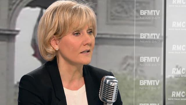 Nadine Morano sur BFMTV