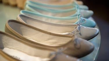 Les marques françaises de chaussures comme Repetto voient leurs ventes à l'étranger augmenter.