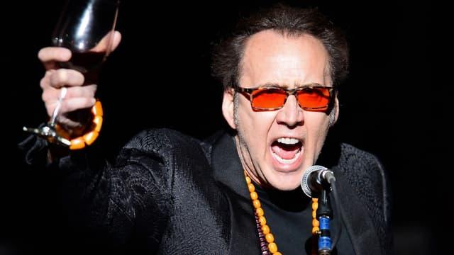 """L'acteur américain Nicolas Cage, dont le film """"Leaving Las Vegas"""" lui valut un Oscar en 1996, a vécu une expérience immobilière douloureuse."""