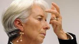 Christine Lagarde, directrice du Fonds monétaire international.