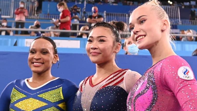 en l'absence de Simone Biles, une autre Américaine en or au concours général
