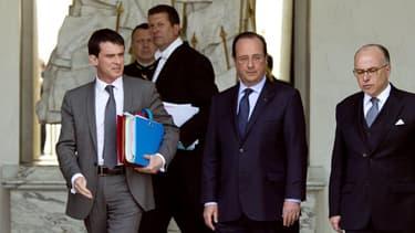 Le programme de stabilité jusqu'en 2017 a été présenté en conseil des ministres à l'Elysée ce 23 avril.