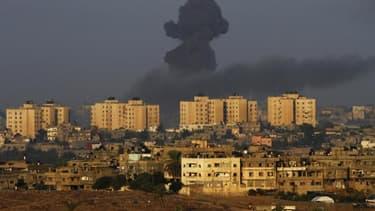 Un Palestinien a été tué ce lundi à Gaza.