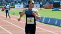 L'athlète handisport sud-africain Oscar Pistorius.