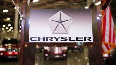 Chrysler avait dû rappeler 2,7 millions de 4X4 Jeep pour des problèmes d'incendies en juin 2013.