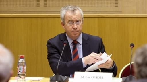 Luc Oursel considère que les partenariats franco-chinois sur le nucléaire peuvent créer de l'emploi en France