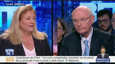 """Questions d'éco: """"En choisissant le slogan de l'identité heureuse, François Fillon a donné, à tort sans doute, le sentiment que tout allait bien en France"""""""