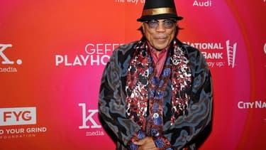 Quincy Jones en mars 2017 à Los Angeles