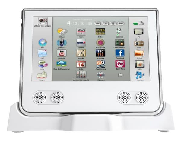 Sortie la même année que l'iPad, la tablette Tabbee développée avec Sagemcom ne faisait pas le poids face à la tablette d'Apple