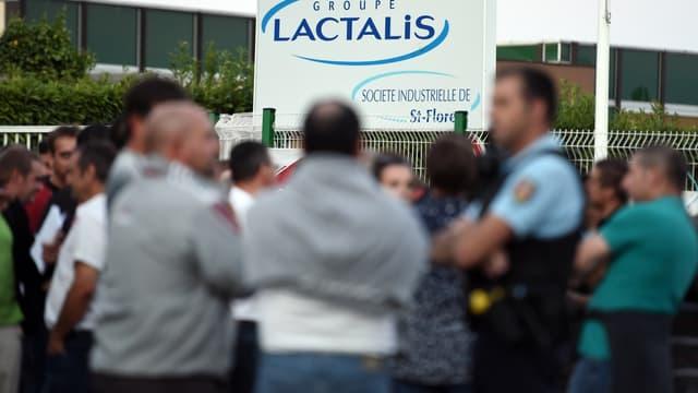 À l'été 2016, les éléveurs en contrat avec Lactalis avait entamé un bras de fer avec l'industriel pour obtenir un prix du lait plus équitable.
