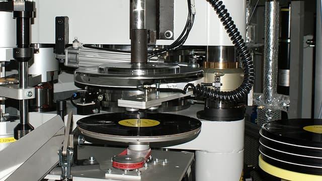 Les vinyles sortiront d'une usine de Sony située dans la préfecture de Shizuoka, au sud-ouest de Tokyo.