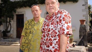 Le mariage de Jean-Michel Martin et Guy Martineau-Espel, sera célébré par un adjoint au maire d'Arcangues.