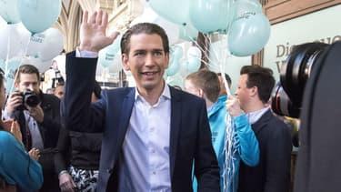 Sebastian Kurz a annoncé des élections législatives anticipées après la démission du numéro deux du gouvernement.