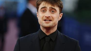 L'acteur britannique Daniel Radcliffe en septembre 2016.