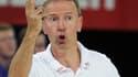 Vincent Collet, le sélectionneur de l'équipe de France