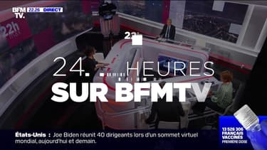 24H sur BFMTV: les images qu'il ne fallait pas rater ce jeudi - 22/04